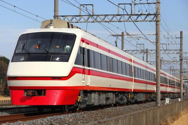【東武】200系208F南栗橋工場出場し通常塗装へ