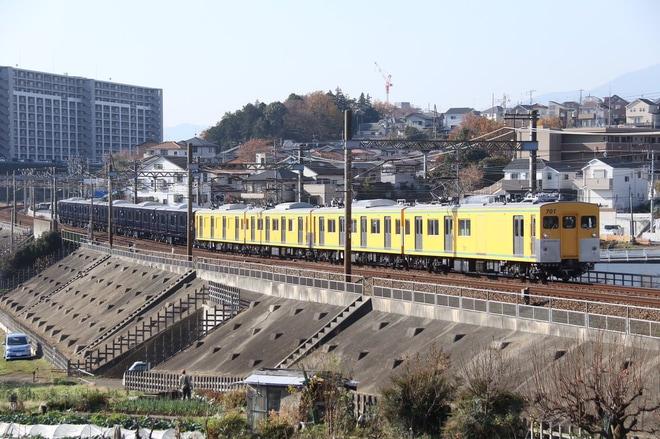 【相鉄】12000系12101F 甲種輸送 (相鉄線内)