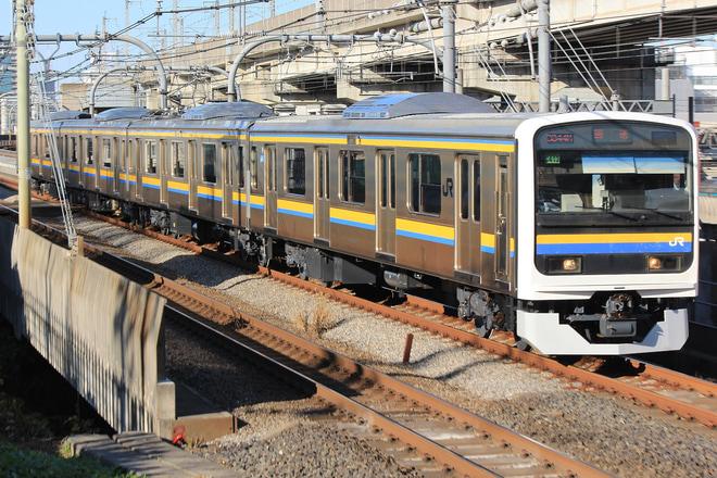 【JR東】 209系C413編成大宮総合車両センター出場