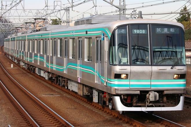 【メトロ】9000系9108FATO調整試運転