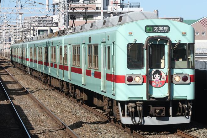 【西鉄】臨時急行「初詣号」運転(2019)