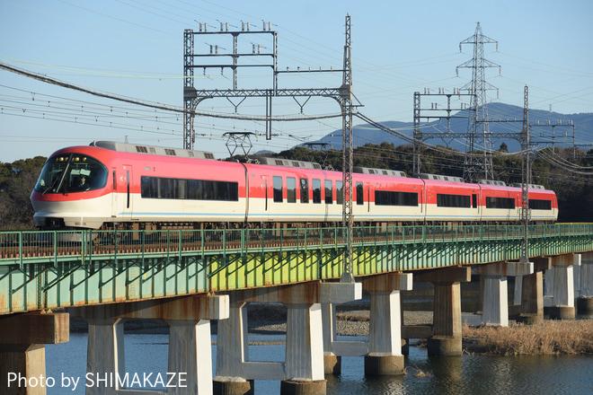 【近鉄】安倍晋三総理大臣を乗せた貸切列車