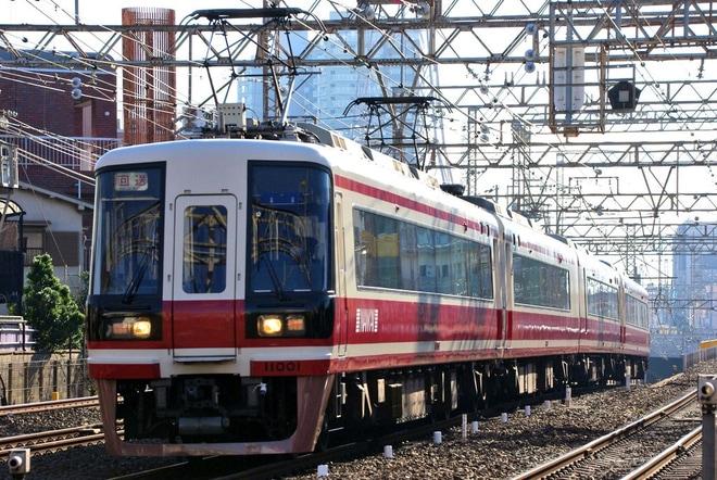 【南海】11000系11001F小原田へ回送