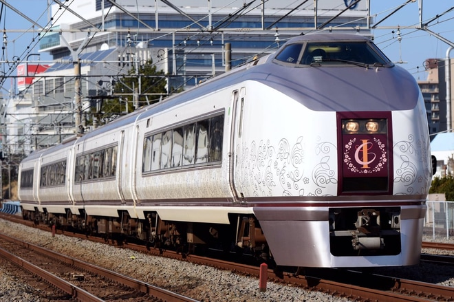 46位【JR東】伊豆クレイル試運転で新鶴見へ(アクセス数:4756)