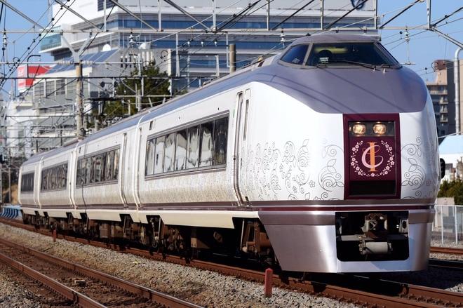 【JR東】伊豆クレイル試運転で新鶴見へ