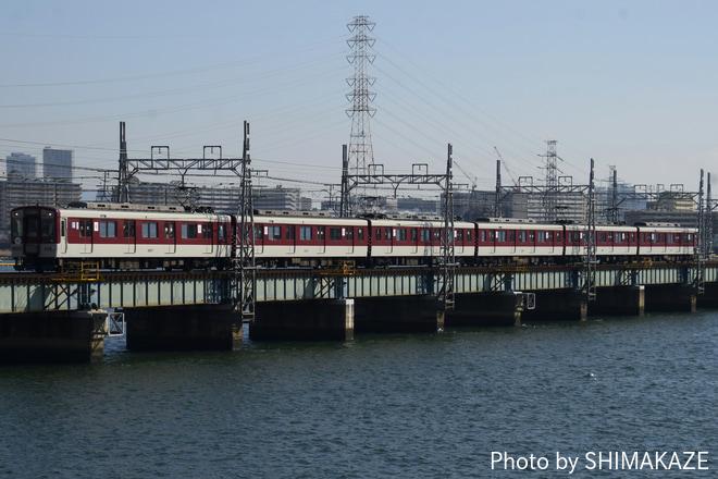 【近鉄】阪神なんば線10周年記念ステッカー