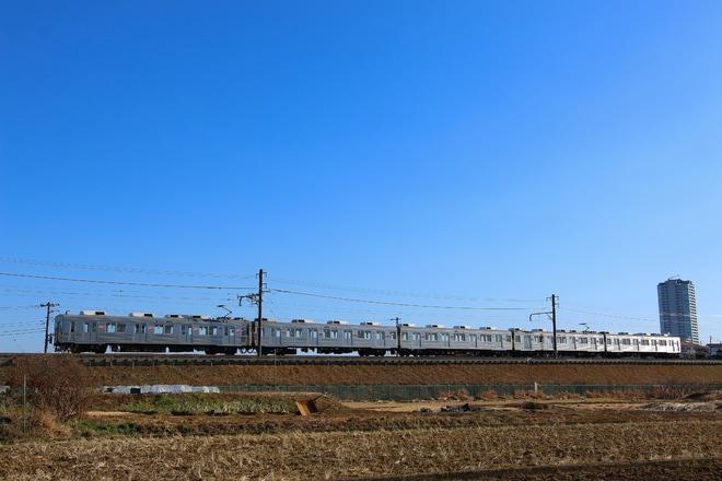14位【東急】8500系8640F 長津田車両工場入場(アクセス数:6055)