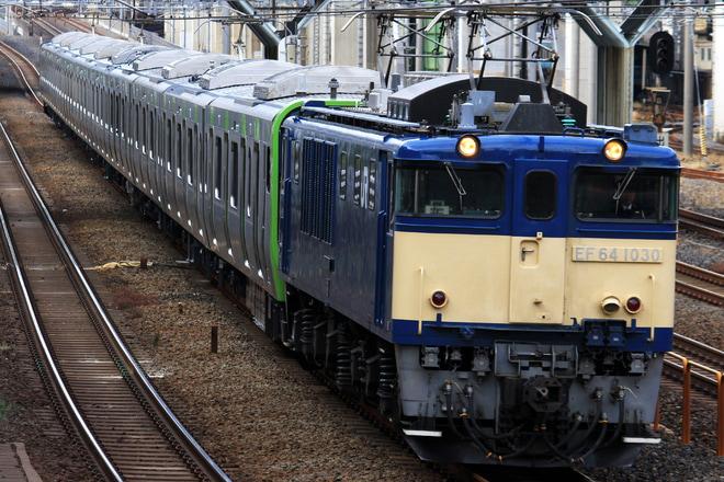 【JR東】E235系トウ32編成配給輸送