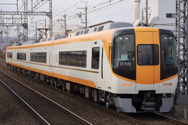 【近鉄】22000系AL17五位堂出場試運転