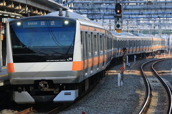 【JR東】E233系トタT7編成東京総合車両センター出場