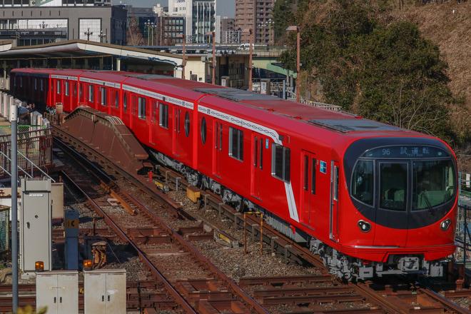 【メトロ】丸ノ内線新型車両2000系使用の乗務員訓練