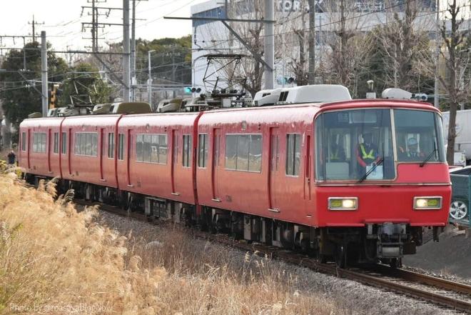 【名鉄】5300系5306F廃車回送