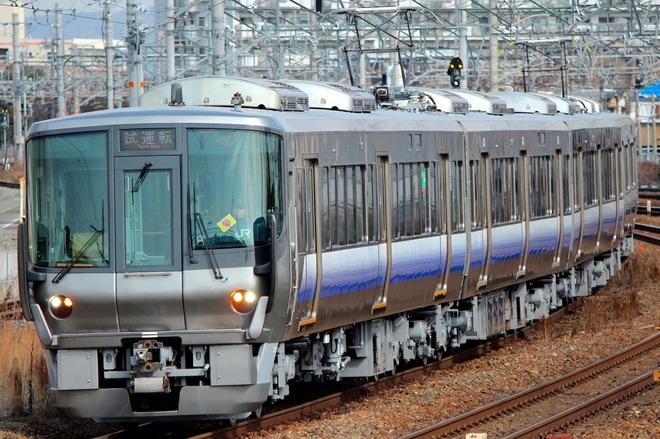 15位【JR西】223系HE407編成吹田総合車両所出場試運転(アクセス数:3792)