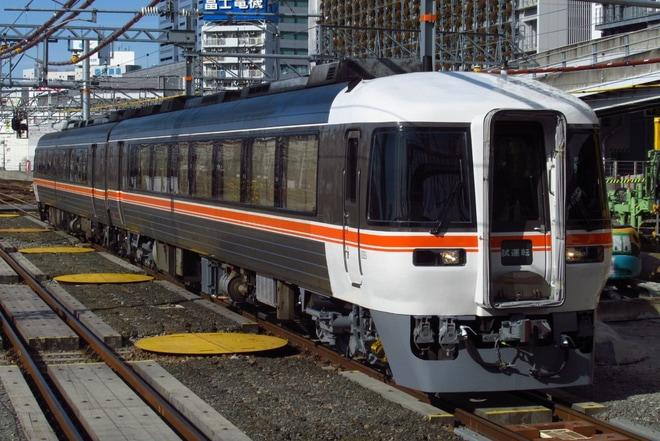 【JR海】キハ85-13+キハ85-1110名古屋工場出場試運