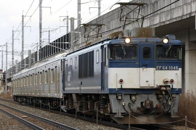 7位【富士急】元205系ハエ81編成甲種輸送(アクセス数:2393)
