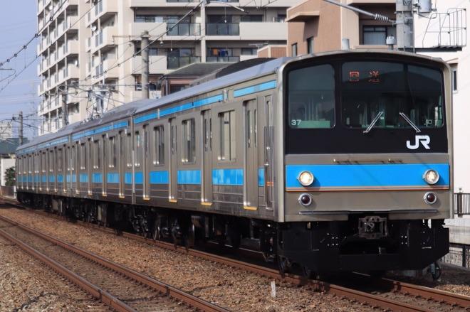 【JR西】205系NE403編成吹田総合車両所出場回送