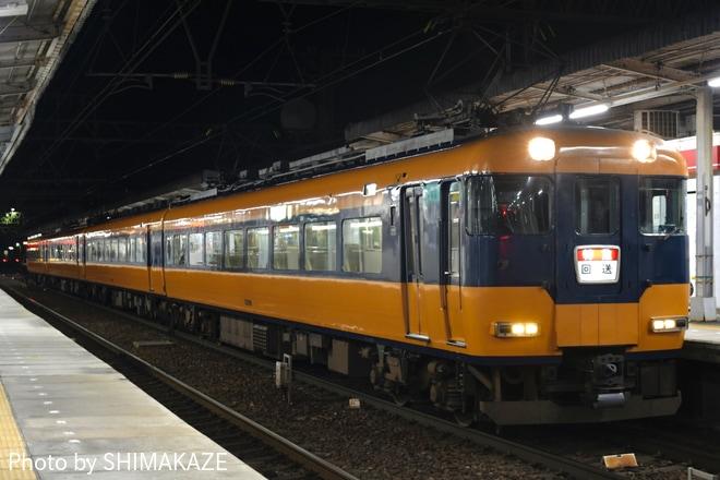 【近鉄】12200系NS49入場回送