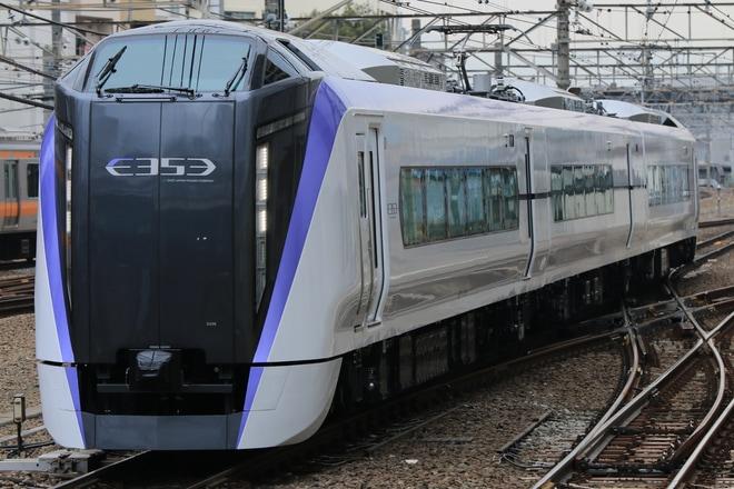 【JR東】E353系モトS206編成武蔵小金井疎開回送