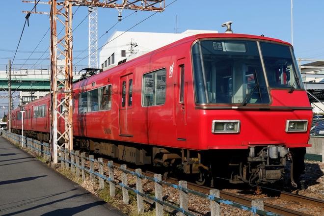 【名鉄】5300系5308F 廃車回送