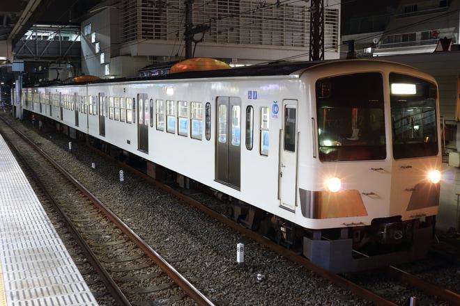 【西武】新101系1245F車輪転削返却回送