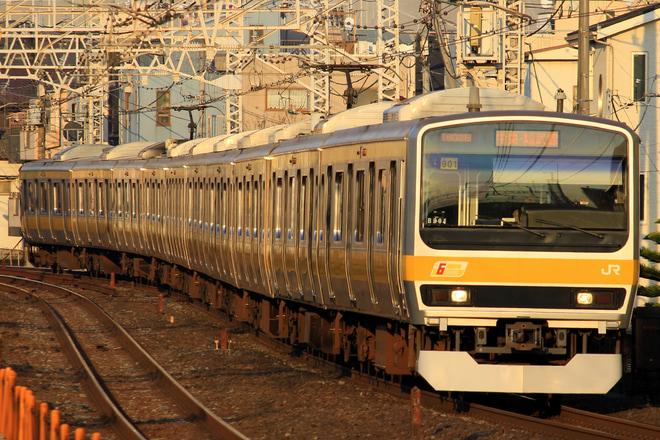 【JR東】E231系ミツB901編成 運用復帰