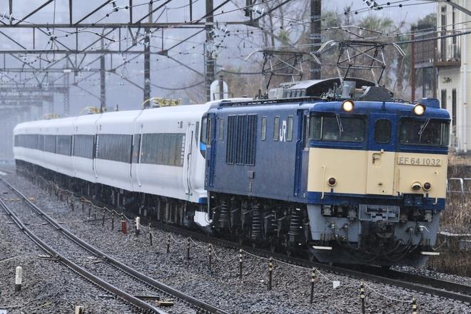 【JR東】E257系2000番台NA-09編成 長野総合車両センター出場配給