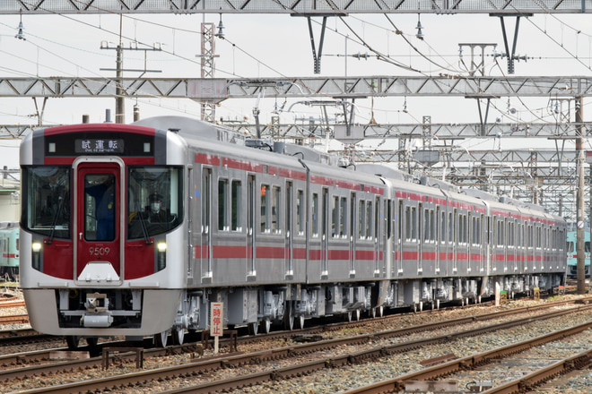 【西鉄】9000形9008F/9109F/9110F本線試運転