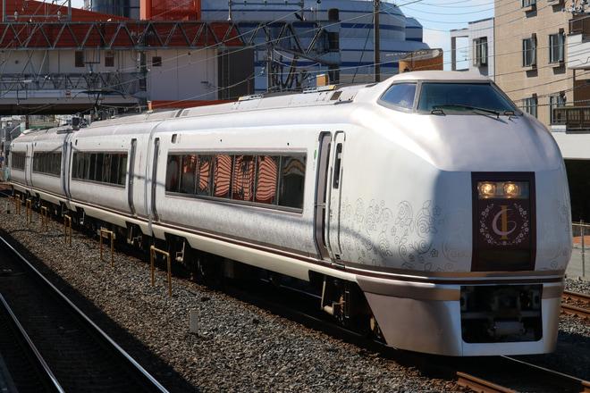 【JR東】651系コツIR01編成大宮総合車両センター出場回送