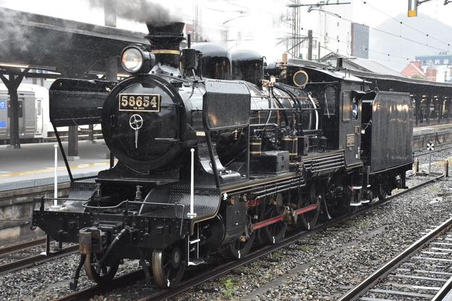 【JR九】58654門司港駅展示会