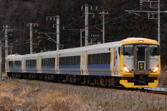 【JR東】ホリデー快速富士山運行終了