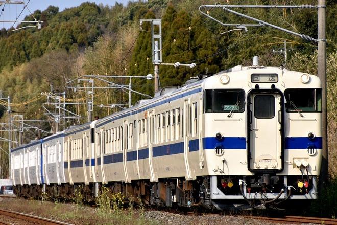 【JR九】香椎線で使用されていたキハ47が熊本と鹿児島へ
