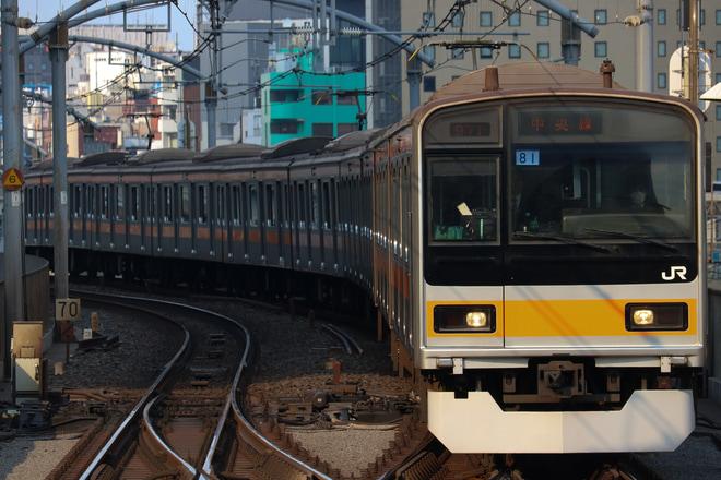 【JR東】209系トタ81編成営業運行開始