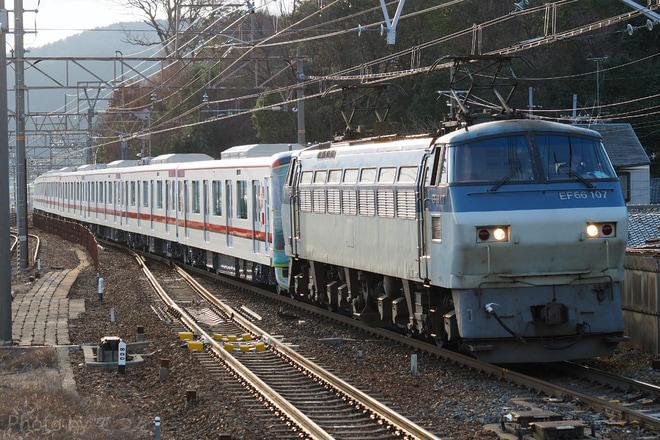 【東武】70000系71716F甲種輸送
