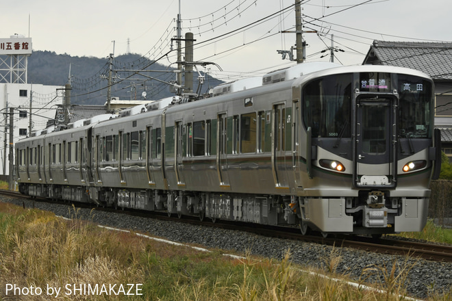 【JR西】和歌山線などで227系運用開始