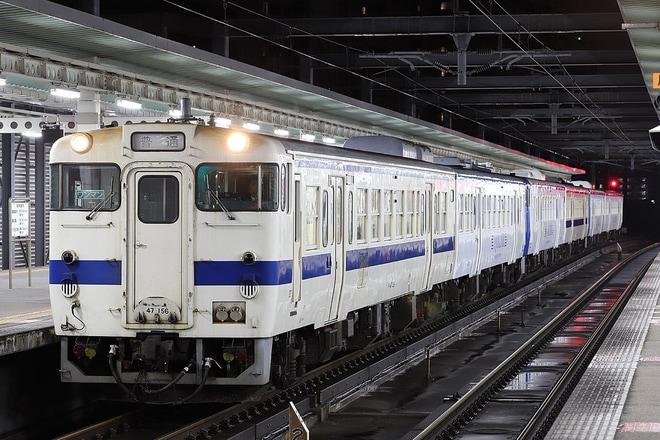 【JR九】香椎線キハ40/47形引退
