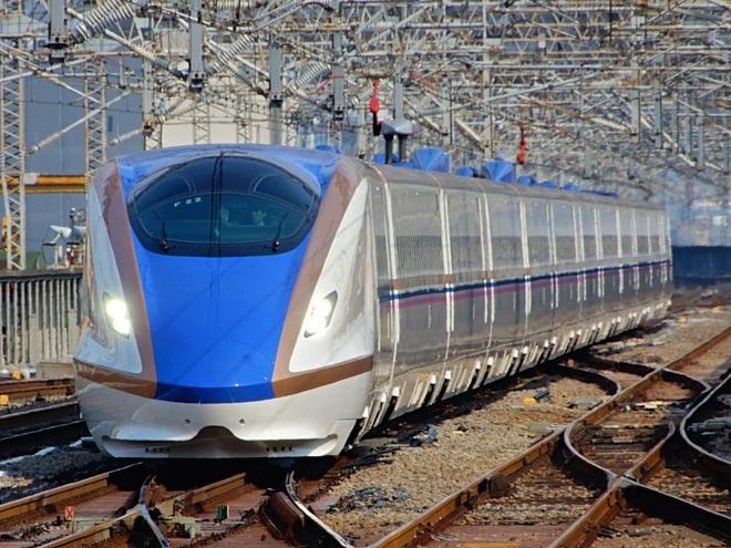 【JR東】E7系が上越新幹線「とき」でデビュー