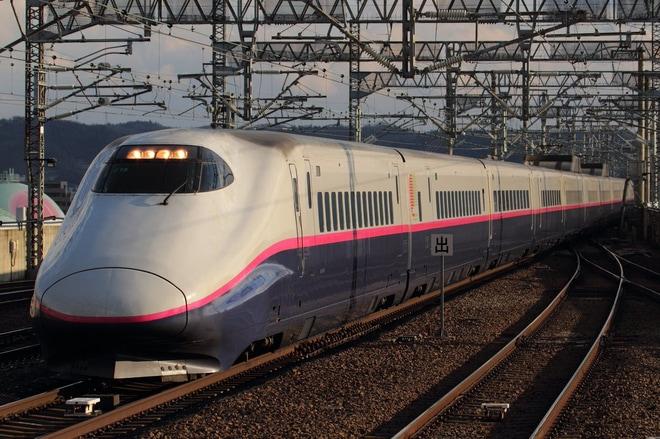【JR東】E2系J15編成廃車回送