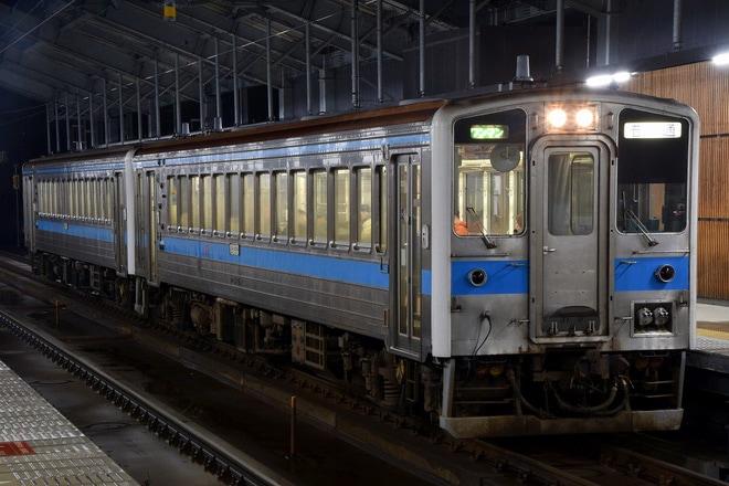 【JR九】キハ31定期営業運転終了