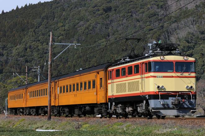 【大鐵】臨時EL急行列車運転