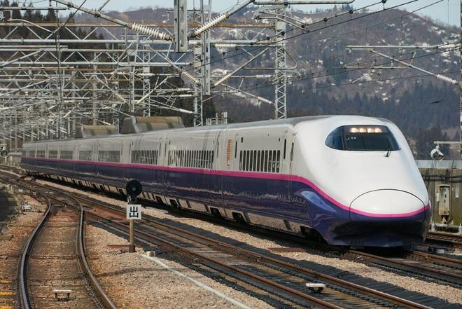 【JR東】E2系J12編成 廃車回送でE2系0番台全廃に