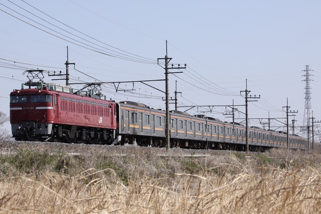 【JR東】205系ケヨM16編成海外譲渡配給