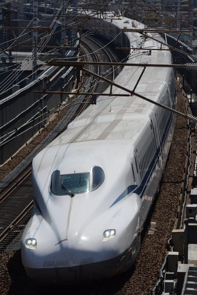 【JR海】N700S系J0編成浜松工場出場試運転