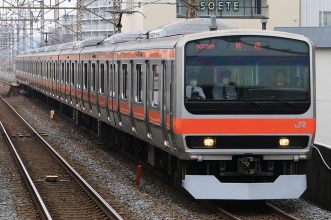 【JR東】E231系元ミツB24編成大宮総合車両センター出場