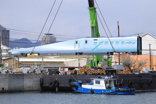 11位【JR東】E956形「ALFA-X」が船運(アクセス数:6469)