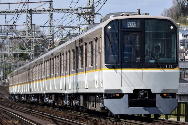 【近鉄】3220系KL22五位堂出場試運転