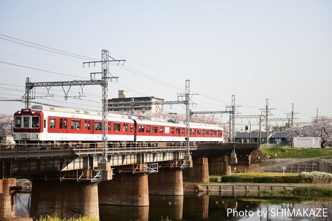 【近鉄】2000系 XT08 営業復帰