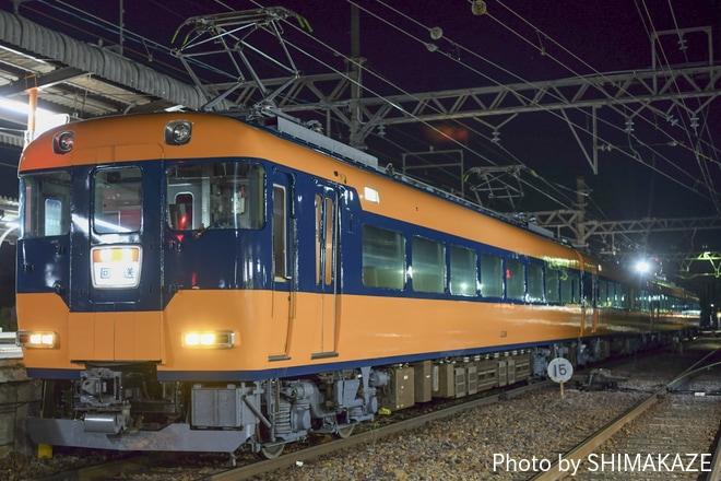 【近鉄】12200系 NS46 出場回送