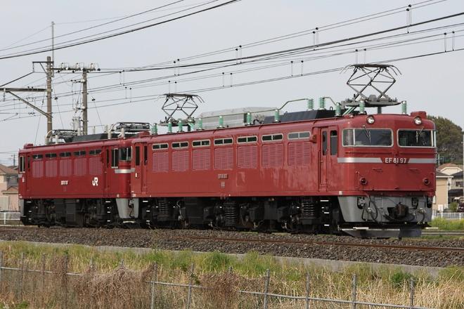【JR東】ED75-757 秋田総合車両センター入場配給