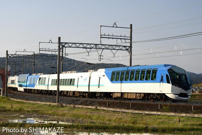【近鉄】50000系SV01使用 お召し列車