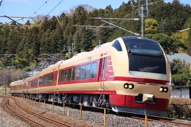 4位【JR東】E653系K70編成(国鉄色)が横川へ入線(アクセス数:5264)